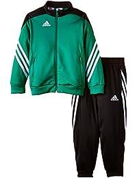 adidas Sere14 Pes Su Y Sudadera, Niños, Verde / Negro / Blanco, 128