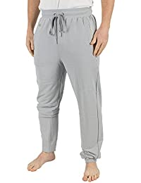 Lacoste Homme Empiècements Logo Pyjama Bottoms, Gris