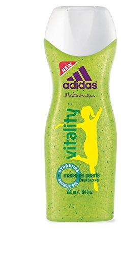 adidas Vitality Duschgel für Damen, 6er Pack (6 x 150 ml)