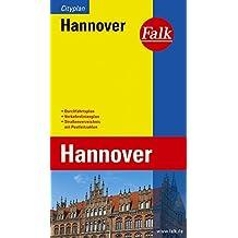 Falk Cityplan Hannover