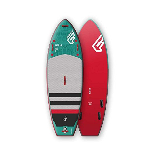 """Fanatic Rapid Air Inflatable Sup 9'6"""" 2018 Board… 