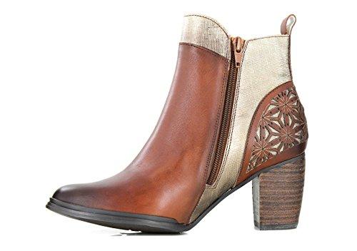 MAM'ZELLE ZOLEA - Bottines / Boots - Femme Tan