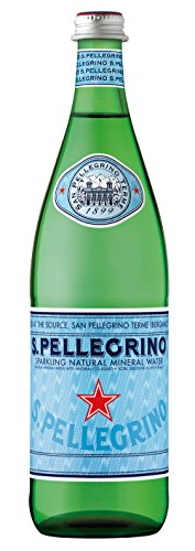 San Pellegrino Bottled Water (12 x 75cl)