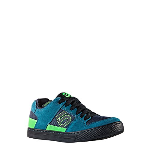 Five Ten - Chaussures Five Ten Freerider Black/khaki 2016 Bleu - Blanch Blau