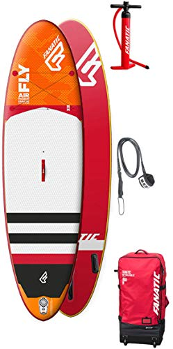 FANATIC - Stand Up paddle gonflable Fly Air premium 10'4 - 2017 ROUGE