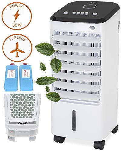 3in1 Aircooler | 3 Stufen | Oszillierend | Klimagerät | Mobile Klimaanlage | Klima Ventilator | Luftreiniger | Luftbefeuchtung | Klimaanlage | Air Cooler |