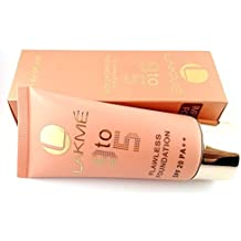 LAKME 9 TO 5 FLAWLESS FOUNDATION MATTE DAILY FOUNDATION CUP