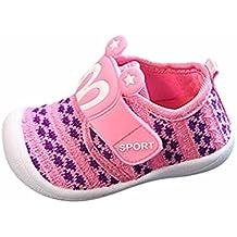 Zapatos de Bebé Yesmile Calzado Deportivo para Niñas Sandalias para Niños y
