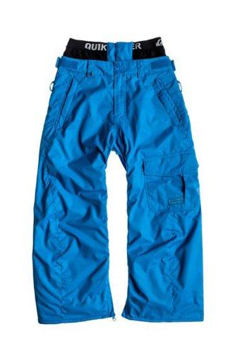 Quiksilver Snowboard-hose (Quiksilver Jungen Snowboard Hose Planner Youth 10K PNT Brillant Blue, 10 Jahre)