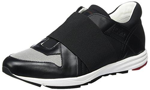 Hugo Damen Asya-e 10195764 01 Sneaker Schwarz (nero 1)
