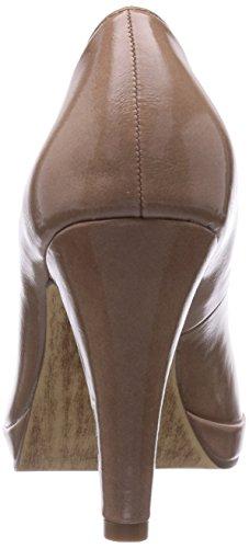 Tamaris 22426 Damen Pumps Beige (Nude Patent 253)