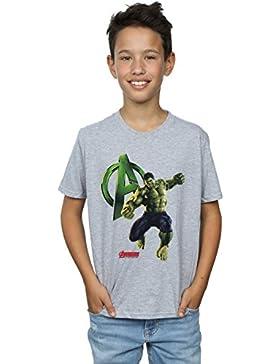 Marvel niños Hulk Pose Camiseta