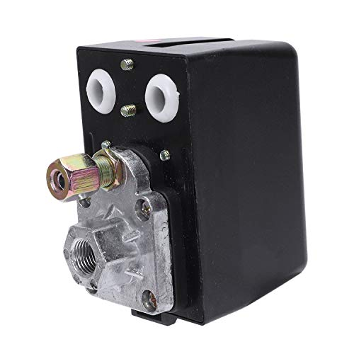 SODIAL 3 Fases 230V 400V 16A Interruptor De Presión