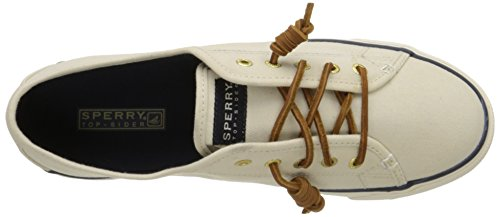 Sperry Top-Sider Seacoast, Sneakers Basses Femme Ivory