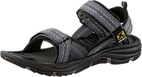 Source Gobi Men Sandale Oriental Brown/Blue