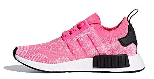 adidasS79162 - NMD R1 Damen, Pink (Solar Pink/Solar Pink/Core Black), 40 M EU