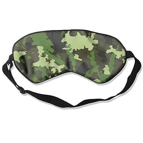 Comfortsoft Camo (Camo Camouflage 99% Eyeshade Blinders Sleeping Eye Patch Eye Mask Blindfold For Travel Insomnia Meditation)