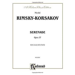 Serenade, Op. 37 (Kalmus Edition)