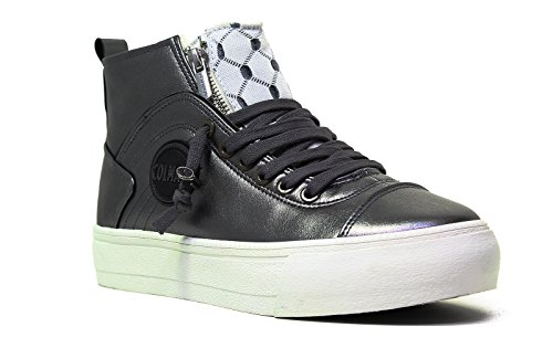 Colmar Sneakers Donna H 101 AW16 DUREN ETNO SILVER-WHITE nuova collezione autunno inverno 2016 2017