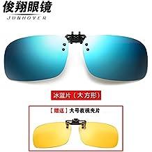 Eyelevel Clip auf Polarisierte federbetätigten Sonnenbrille No1schwarz/grau 9tWZIqcTjK