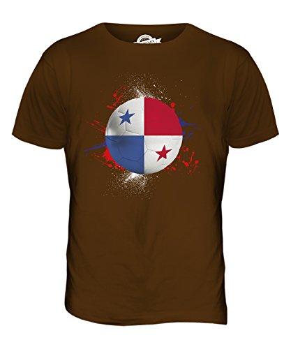 CandyMix Panama Fußball Herren T Shirt Braun