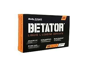 Body Attack Betator à Action Rapide Capsule Liquide 90 Pièces