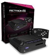 Hyperkin RetroN 5 Retro Video Gaming System