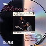 Mozart : Concertos pour piano n° 20 et n° 24