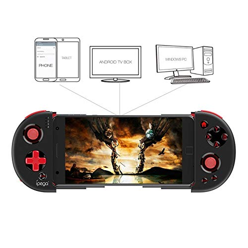 ACROPOLES PG-9087 Wireless Bluetooth Gamepad Android Gamepad PC Joypad Game Controller Extender Joystick für IPEGA Mobile Gaming -