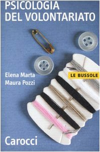 Psicologia del volontariato di Elena Marta