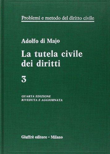 Problemi e metodo del diritto civile: 3