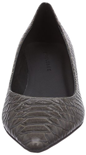 Sternze Kitten Heel Ladies Pumps Black (stone / 950)