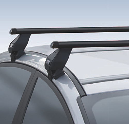 Steel Roof Bars Nissan Note 5 doors from 2013