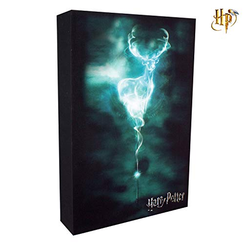 Paladone - Harry Potter Lámpara Expecto Patronum