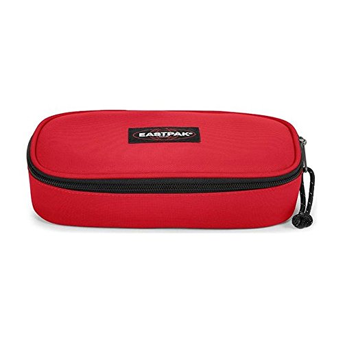 Eastpak Oval Single Trousse, 22 cm, Rouge (Risky Red)