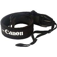 SUPERNIC Neck/Shoulder Load Bearing Neoprene Elastic Strap/Belt All Series DSLR, SLR Cameras Work Compatible with Canon…