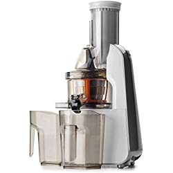 Lacor Slow Juicer - Extracteur de jus, 240 W, Gris