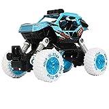 DingLong Ziehen Sie Autos zurück,Kinder Inertial Geländewagen Fahrzeugmodell ziehen Spielzeug Jungen Geschenk (H)