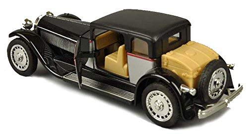 Webby 1:28 Classic Car Alloy Diecast Model Pull Back Toy Car