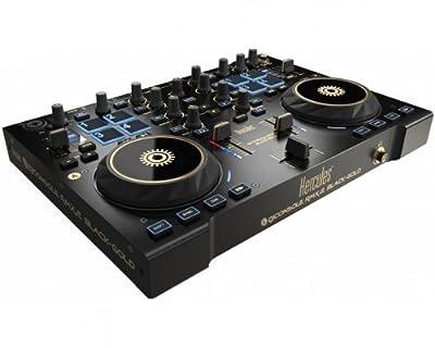 Hercules Controller DJ Console RMX II Black & Gold