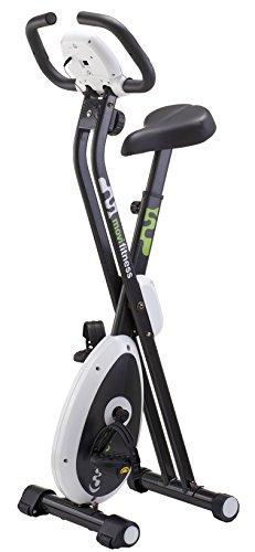 JK Fitness Magnetic X Compact - Bicicleta magnética