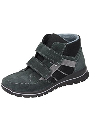 Ricosta Jungen Boysen Hohe Sneakers Grau