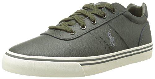 Polo Ralph Lauren Hanford Canvas Fashion Sneaker Company Olive