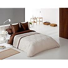 Reig Martí Graco - Juego de funda nórdica jacquard, 3 piezas, para cama de 150 cm, color gris