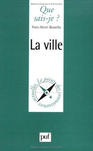 La Ville de Bonello, Yves-Henri (1998) Poche