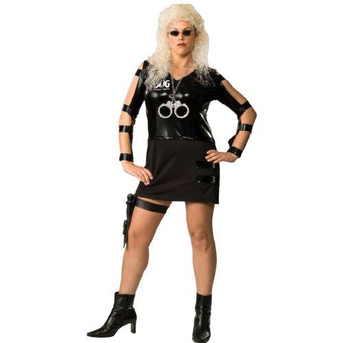 ; Co 21001 DOG - The Bounty Hunter Beth Adult Size Standard (Bounty Hunter Kostüm)