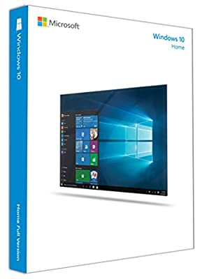 Microsoft Windows 10 Home - 32/64 Bit - Digital Download