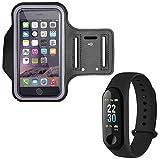 RapGear M3 Fitness Watch Sport Wristband Activity Tracker Heart Rate Monitor, Sleep Monitor