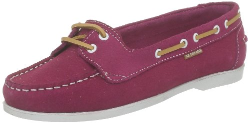 US Polo Assn Deloris, Mocassins femmes Rose (Fux)