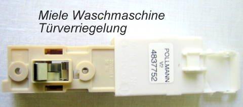 Miele 4837752 Waschmaschinenzubehör / Türverriegelung